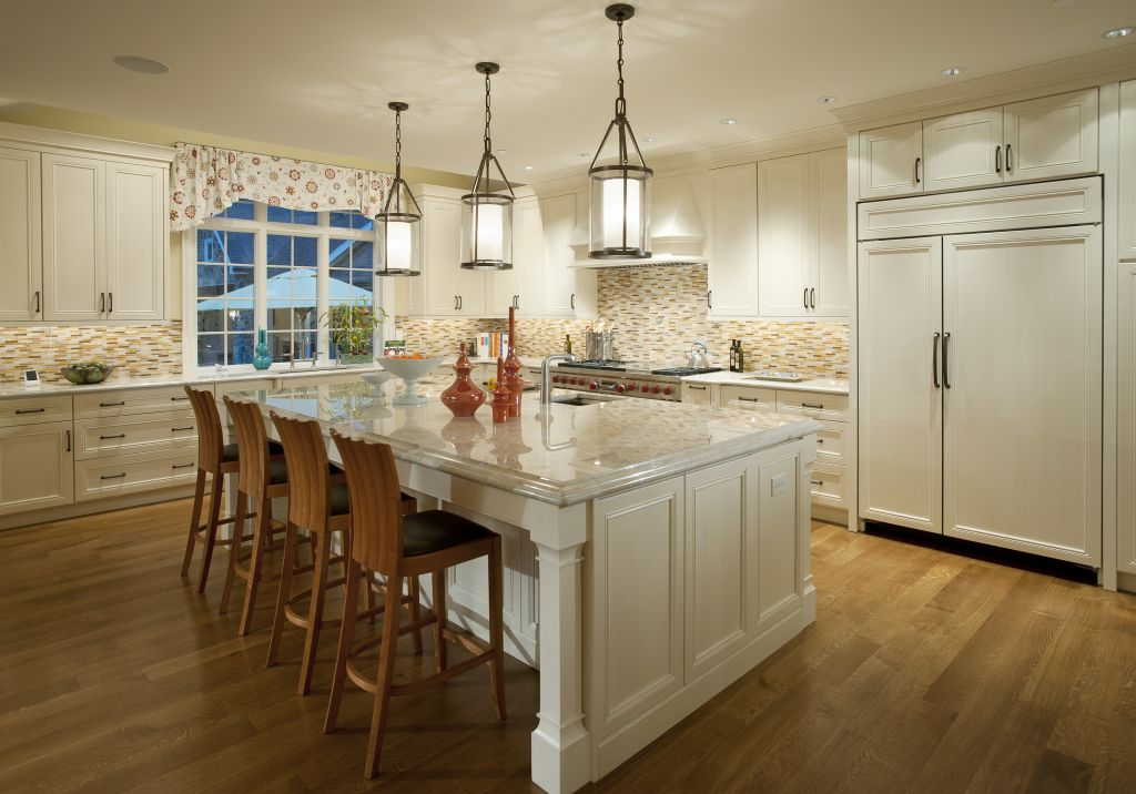 Get the Kitchen of Your Dreams - colonial marble & granite