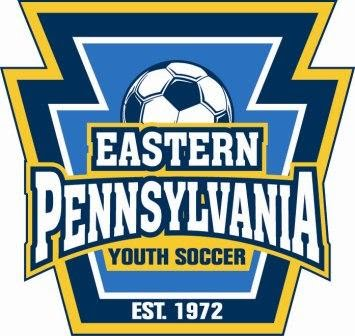 Eastern Pennsylvania Youth Soccer New Logo