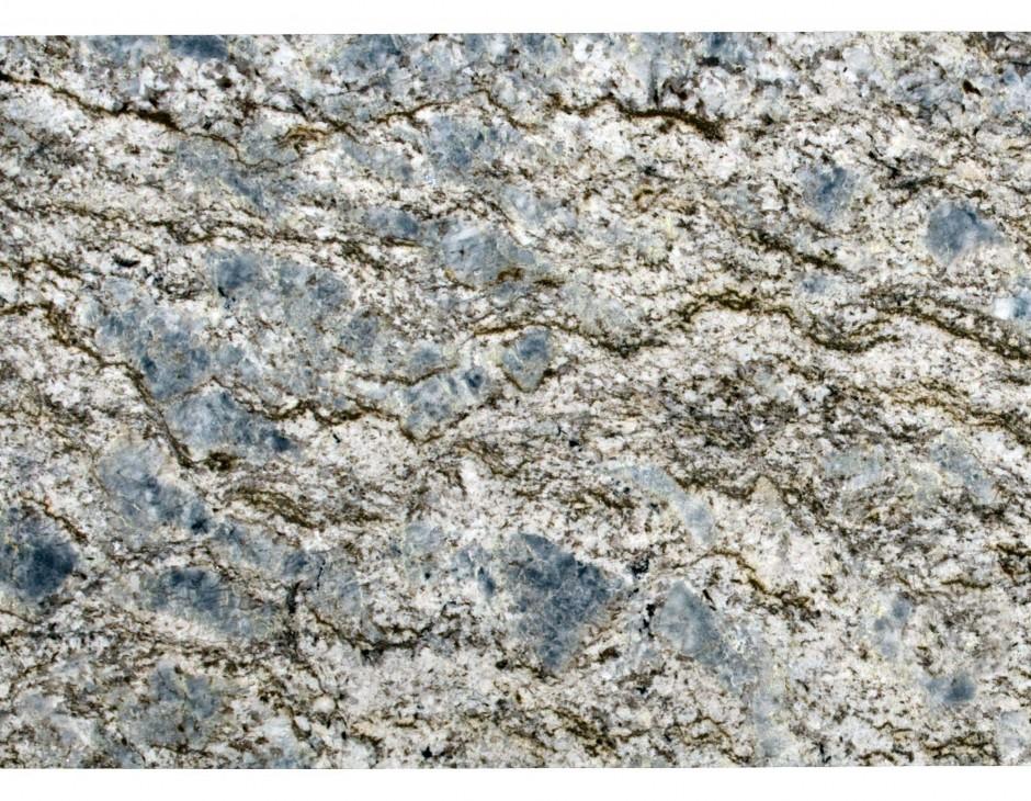 Blue Flower   Colonial Marble & Granite