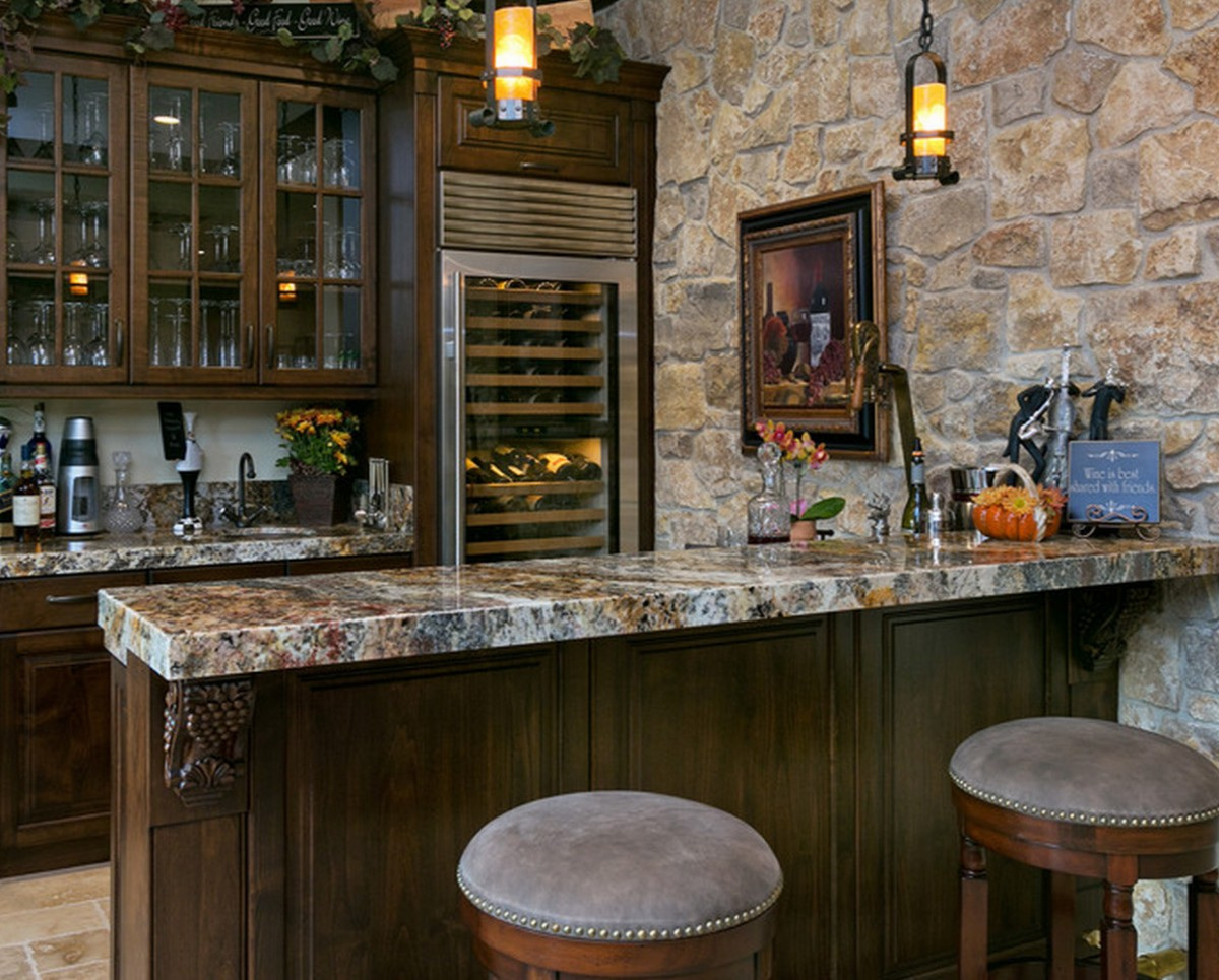 Bar Amp Entertainment Colonial Marble Amp Granite