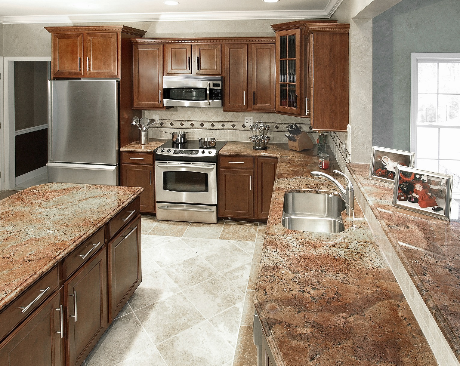 100% Percent Financing | Colonial Marble & Granite