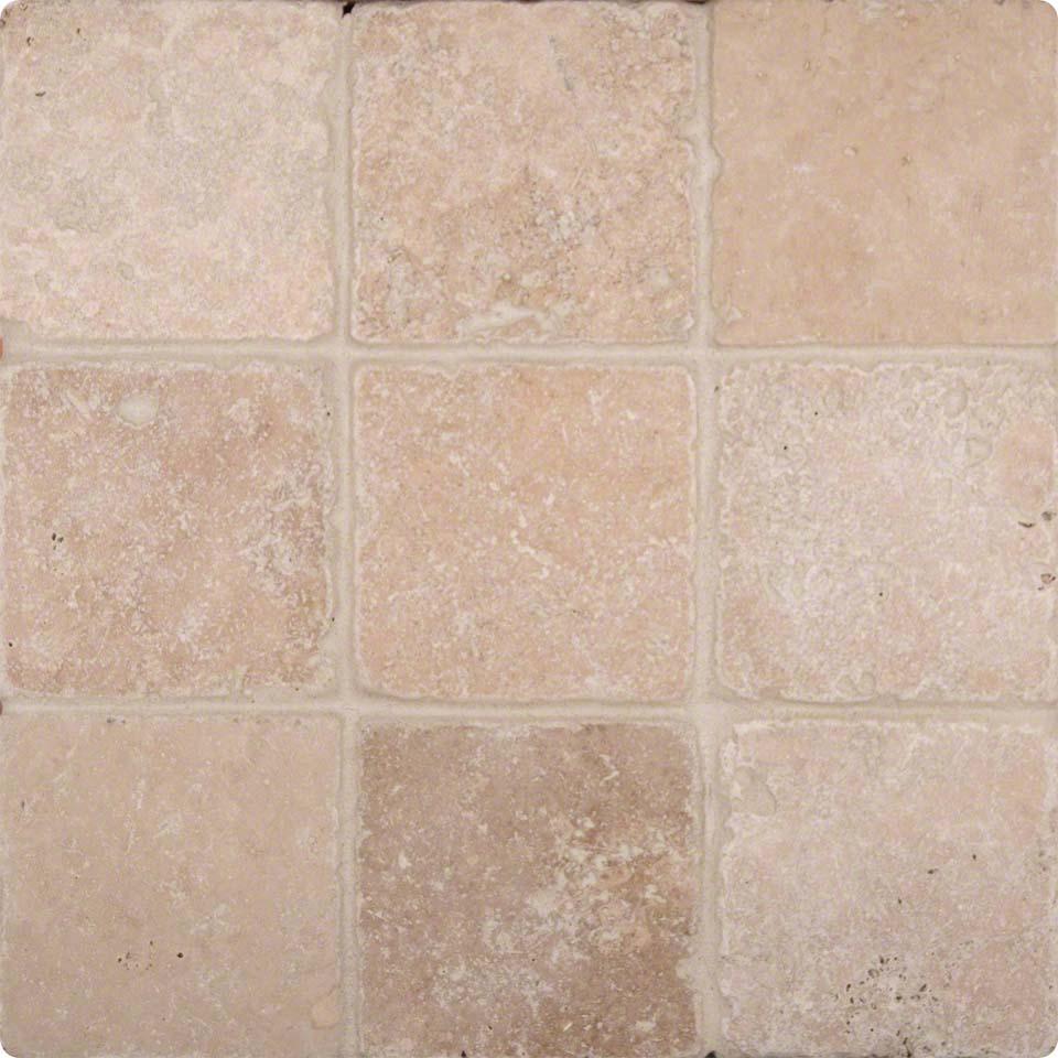 Tuscany Clic 4 Tumbled Tile