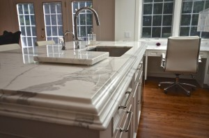 marble countertop from colonial marble