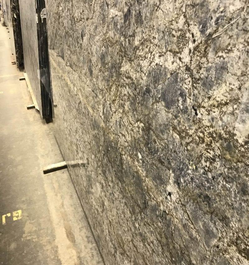 Blue Flower Colonial Marble Amp Granite