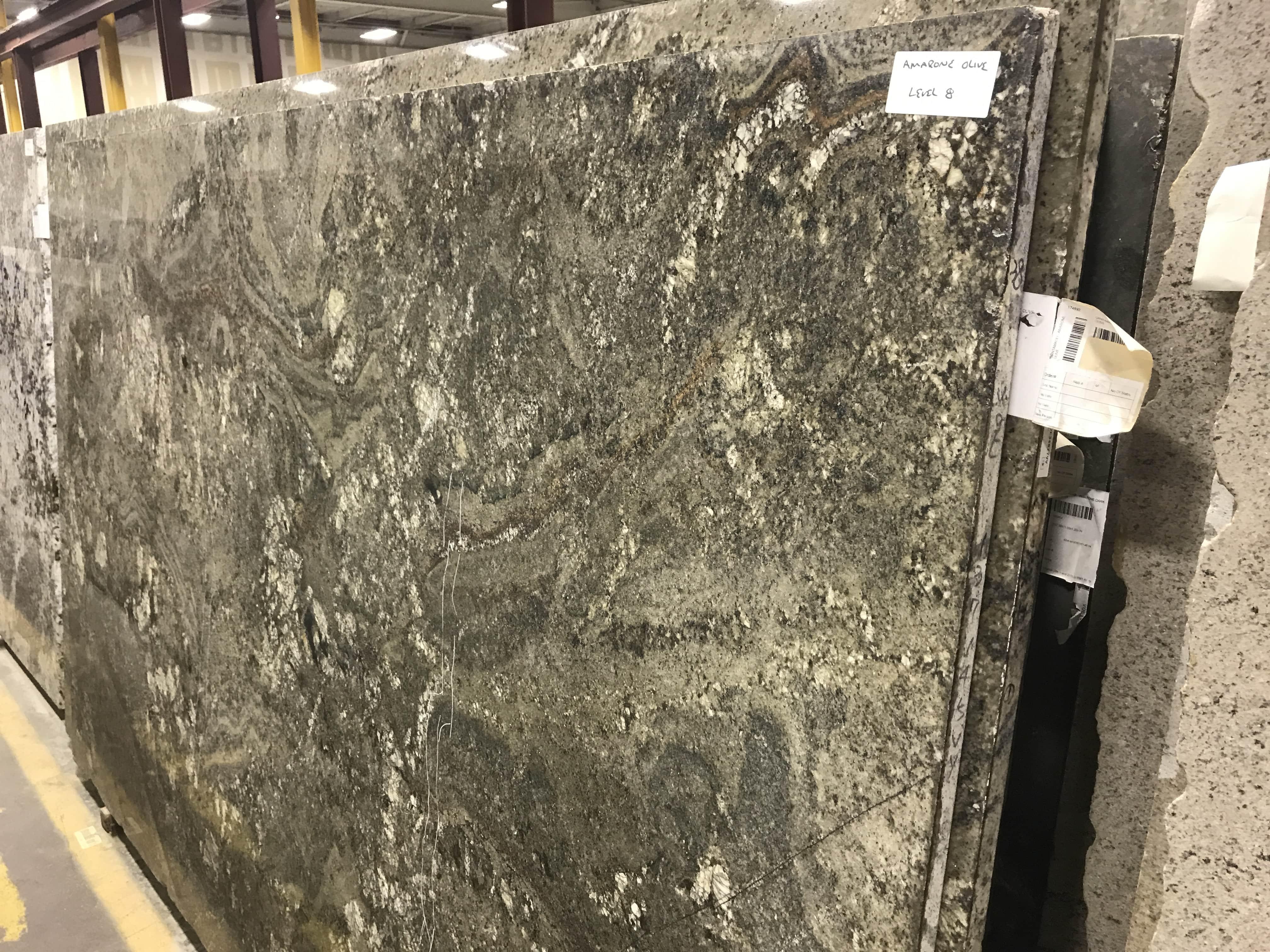 Amarone Olive Granite