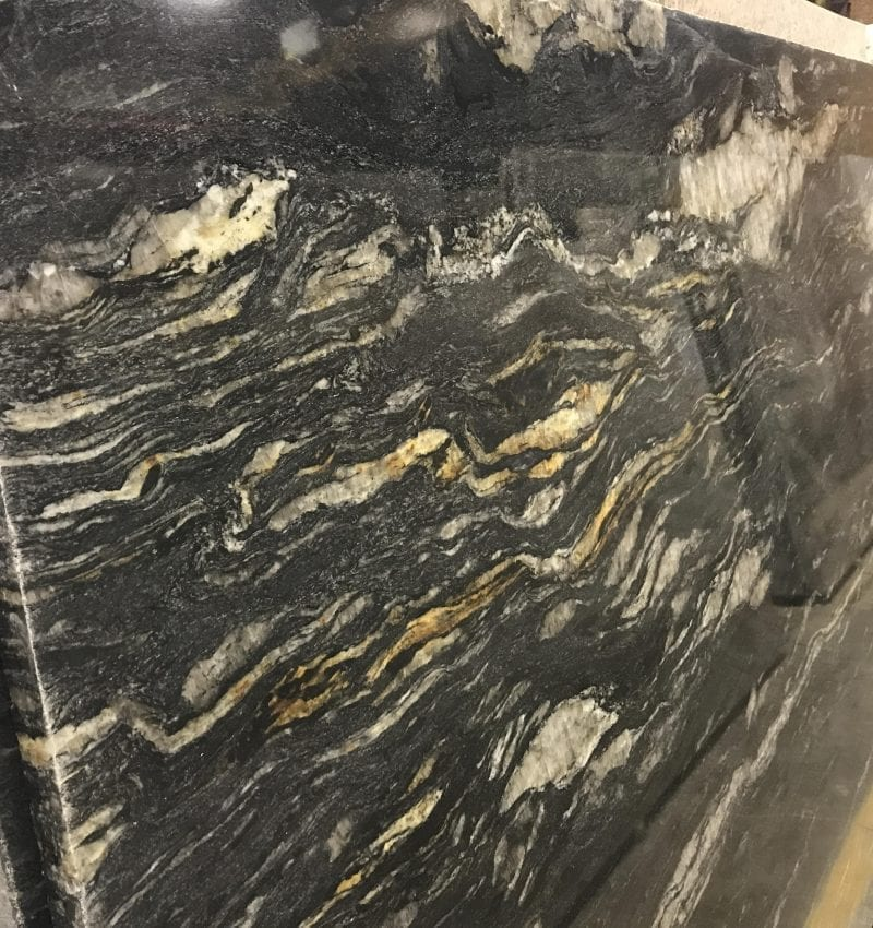Cosmic Black Granite : Cosmic black granite colonial marble