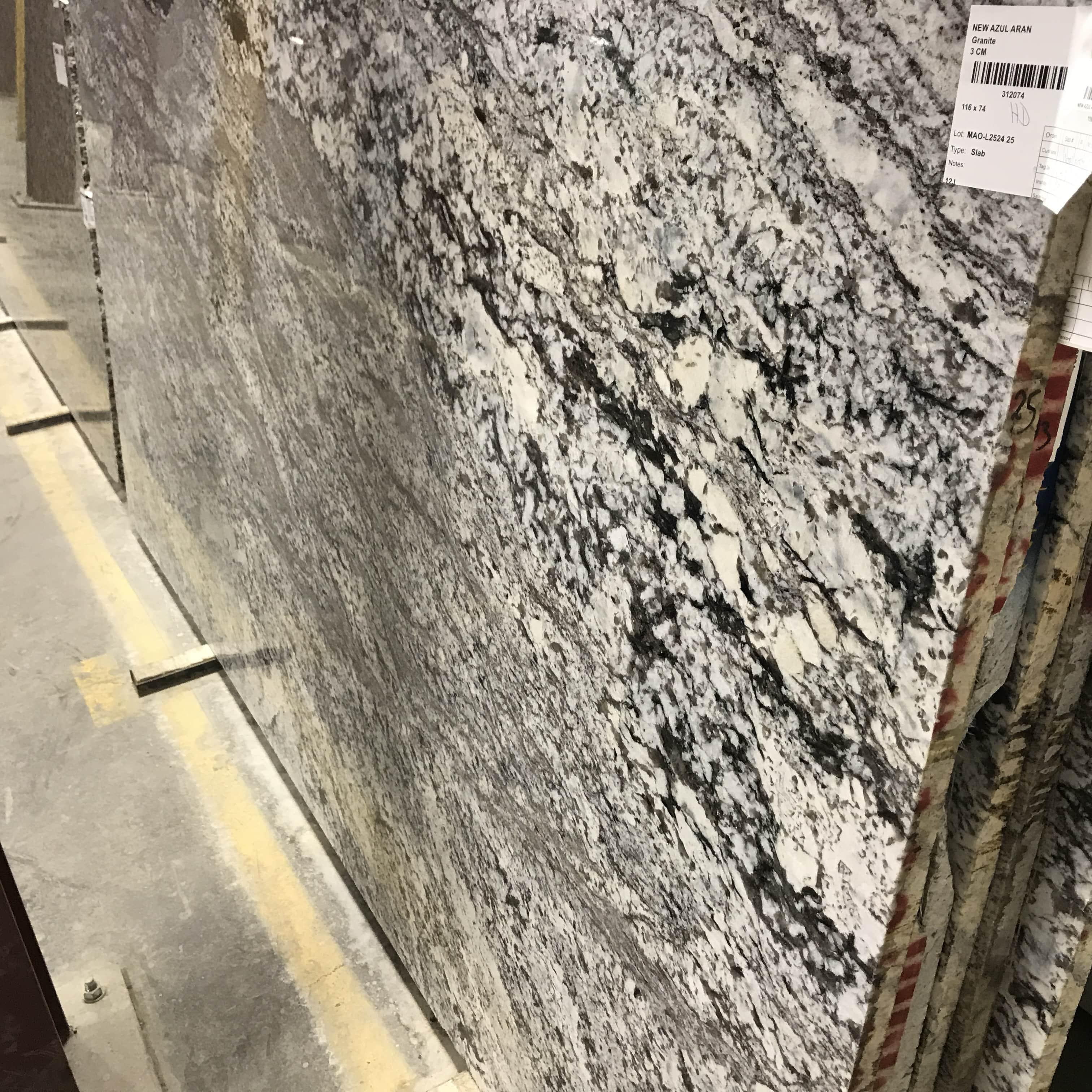 New Azul Aran Granite Colonial Marble Amp Granite