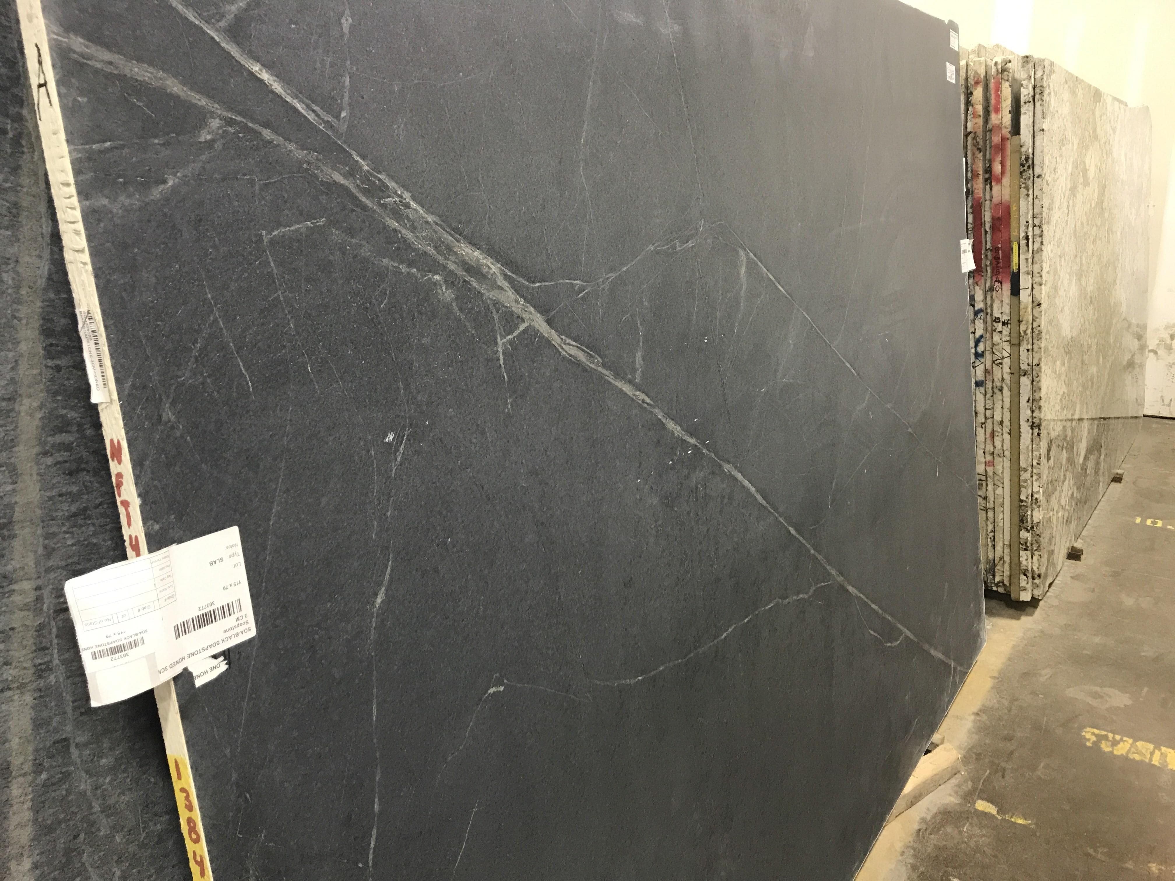 Black Soapstone Honed Marble Colonial Marble Amp Granite