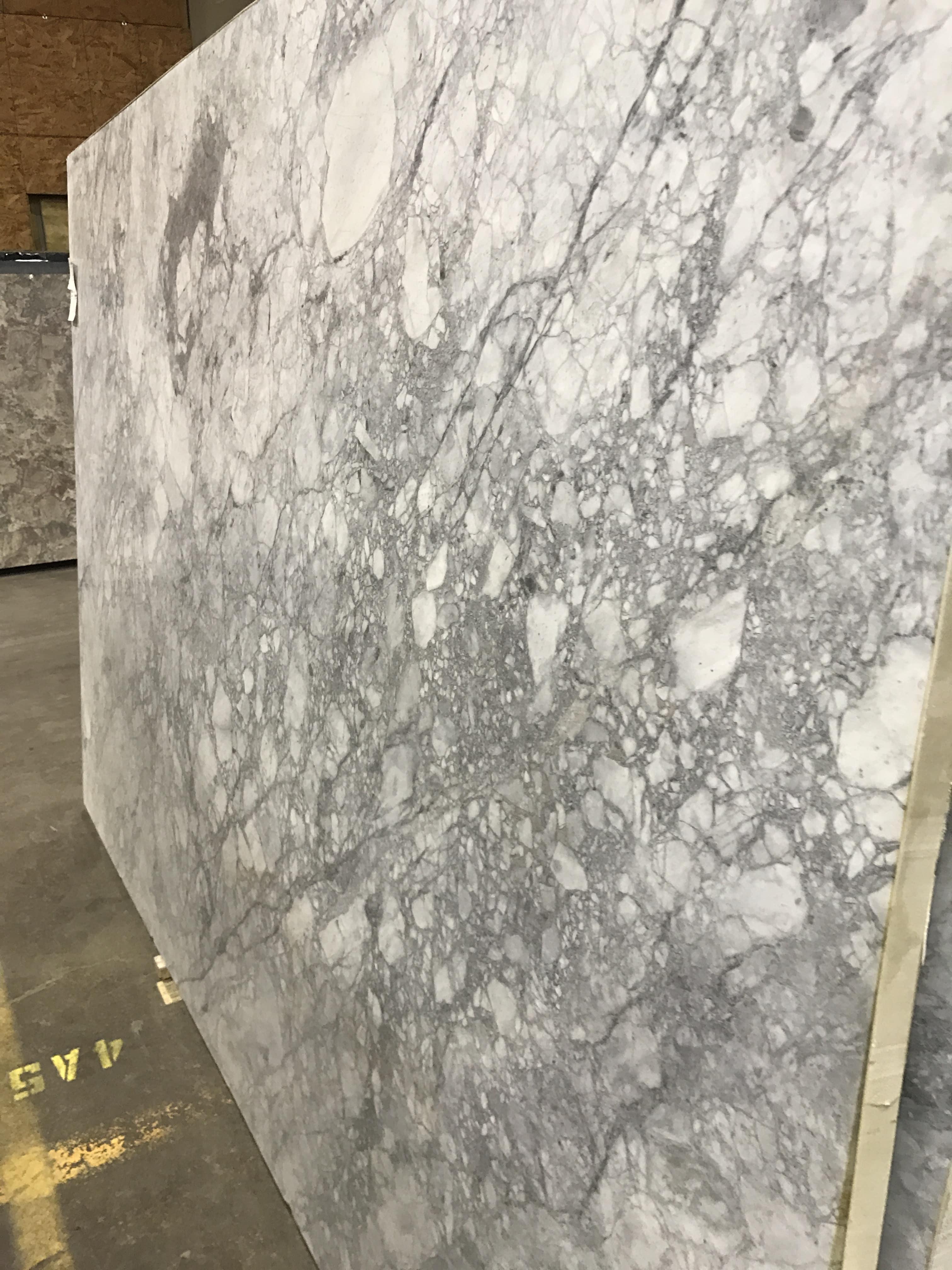 Ideal Super White Quartzite Colonial Marble Granite Jt45