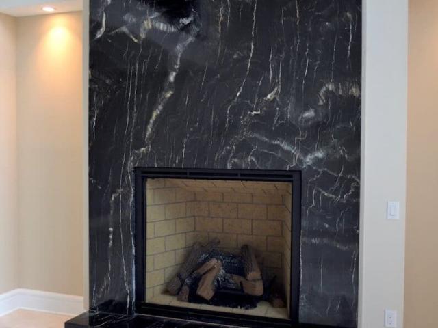 Belvedere Granite 3CM / Mitered Wrap