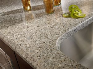 beveled edge countertop