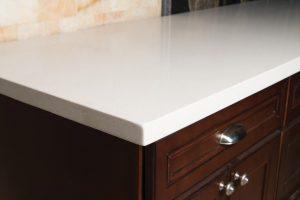 eased edge countertop