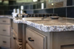 chiseled edge countertop